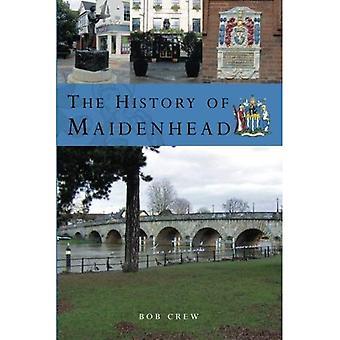De geschiedenis van Maidenhead