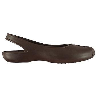 Crocs Kids II Olivia Mesdames plat sandales