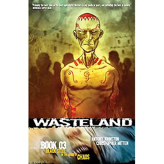 Wasteland - Bk. 3 - Black Steel in the Hour of Chaos by Antony Johnston