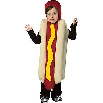 Abito Costume Hot Dog