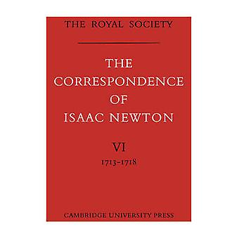 The Correspondence of Isaac Newton by Newton & Isaac