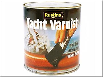 Rustins Yacht Varnish Gloss 5 Litre