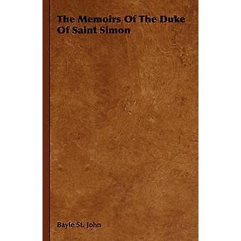 Les mémoires du duc de Saint Simon de Saint-Jean & Bayle