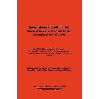 International Trade Terms by Hermann & A. H.