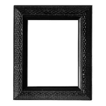 25 x 30 cm oder 10 x 12 Zoll Spiegel in schwarz