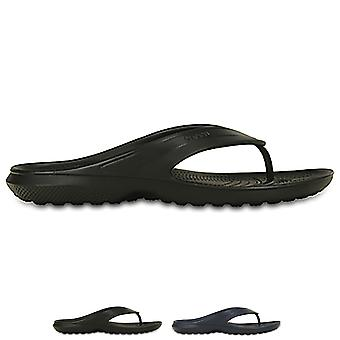 Unisex Adults Crocs Classic Flip Lightweight Summer Flexible Flip Flops