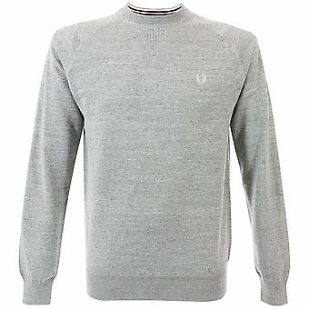 Fred Perry Marl Crew Neck Men's Sweatshirt - K6217-595