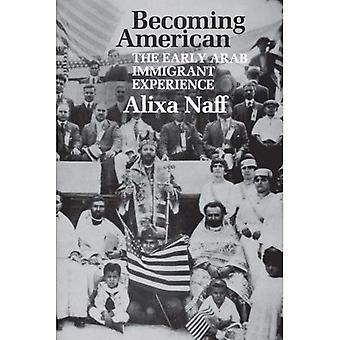 Convertirse en estadounidense: la experiencia de inmigrante árabe temprana
