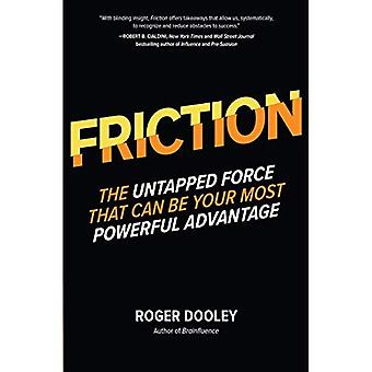 FRICTION-The Untapped Force That Can Be Your Most Powerful Advantage