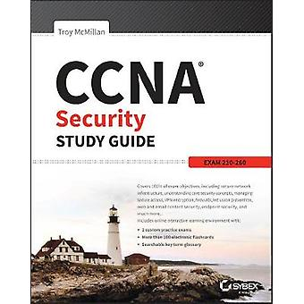 CCNA Security Study Guide - Exam 210-260 by Troy McMillan - 9781119409