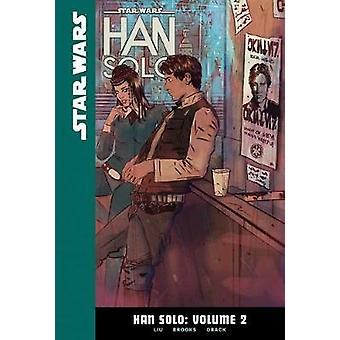 Han Solo - Volume 2 by Marjorie Liu - 9781532140167 Book