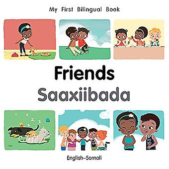 My First Bilingual Book-Friends (English-Somali) by Milet Publishing