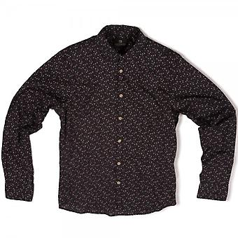 Scotch & Soda Long Sleeve Floral Shirt (Multi)