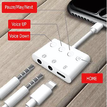 All in one lightning compatible adapter - 9 functies