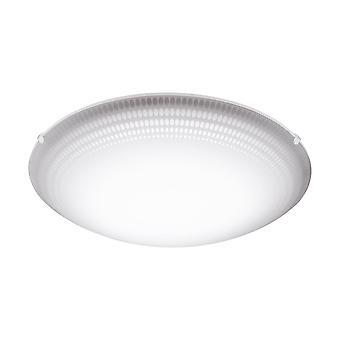 EGLO - Magitta 1 LED Satin glas dekorativa tak ljus EG95674