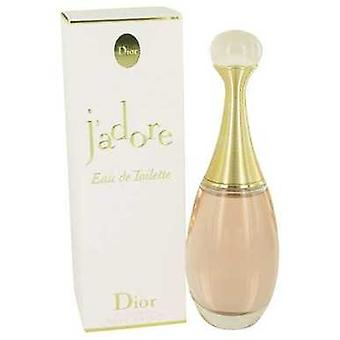 Jadore av Christian Dior Eau de Toilette Spray 3,4 oz (damer) V728-414249