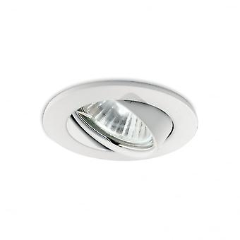Ideal Lux Swing Recessed Spotlight White