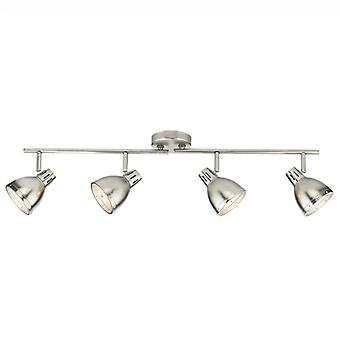 Osaka 4 Light Bar Antique Chrome