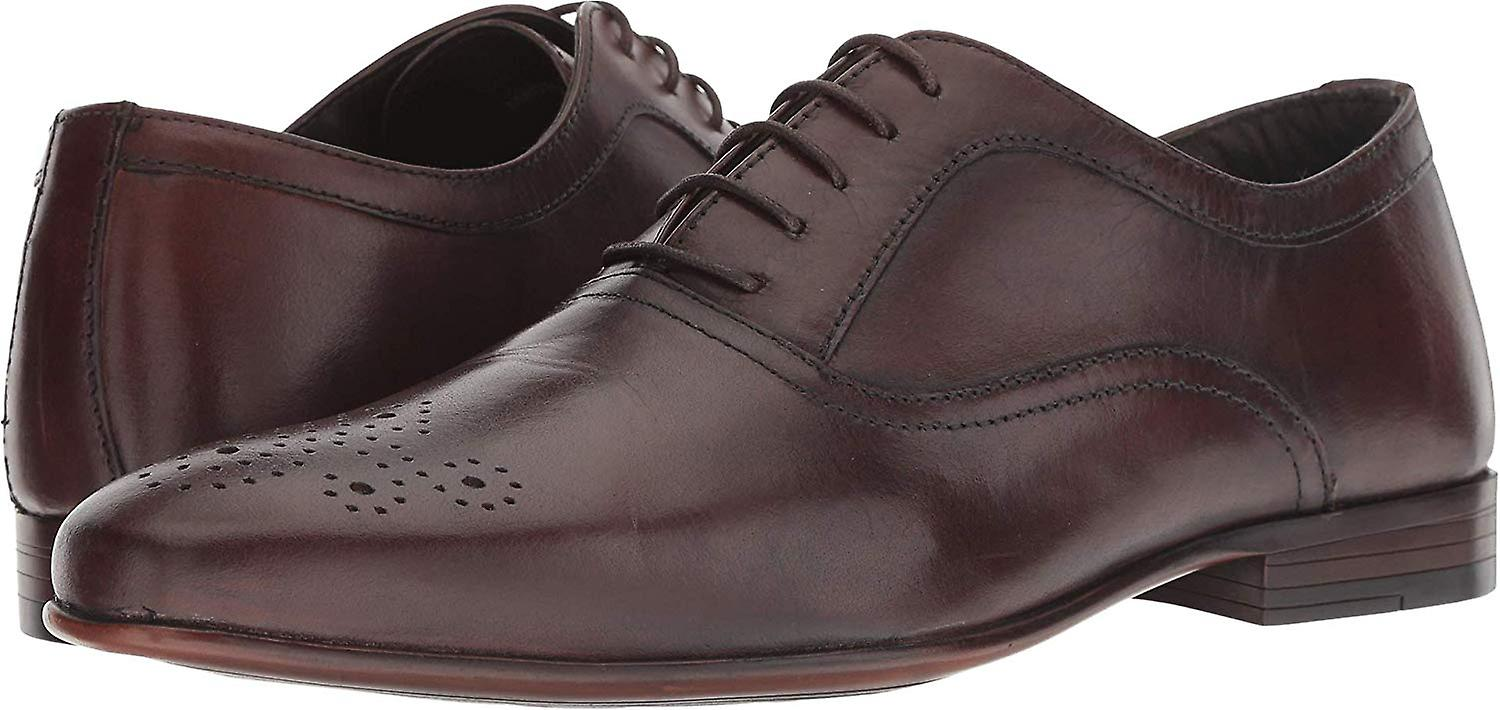 Kenneth Cole Reaction Mens Zac Lace Up Lace Up Dress Oxfords