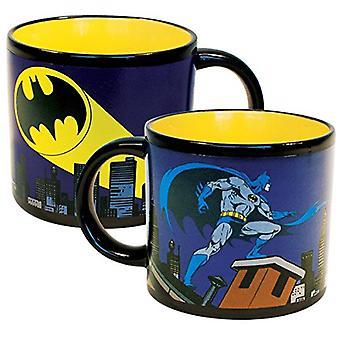 Mug - DC Comics - Batman - Bat Signal New Gifts Toys Licensed 3349