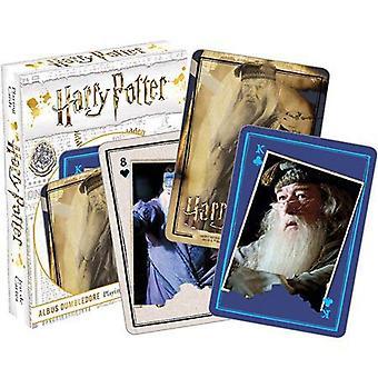 Carta da gioco - Harry Potter - Silente Poker Nuovo 52576
