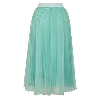 Louche Bettula Net Midi Skirt Mint