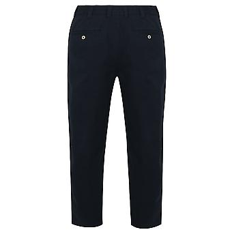 Harbour Bay Navy Chino Trousers