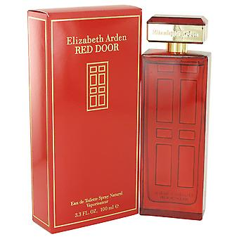 Red Door By Elizabeth Arden Edt Spray 100ml