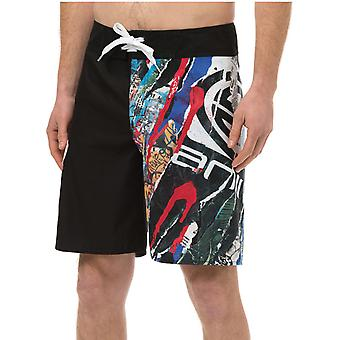 Briel Mid Length Boardshorts