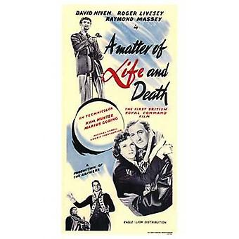 Matter of Life and Death a Movie Poster (11 x 17)