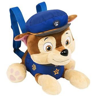 Import 33 Cm Paw Teddy Patrol Backpack (Jouets , Zone Scolaire , Sac À Dos)