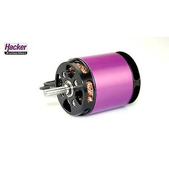 Model aircraft brushless motor Hacker A50-14 L V4 kV (RPM per volt): 300 Turns: 14