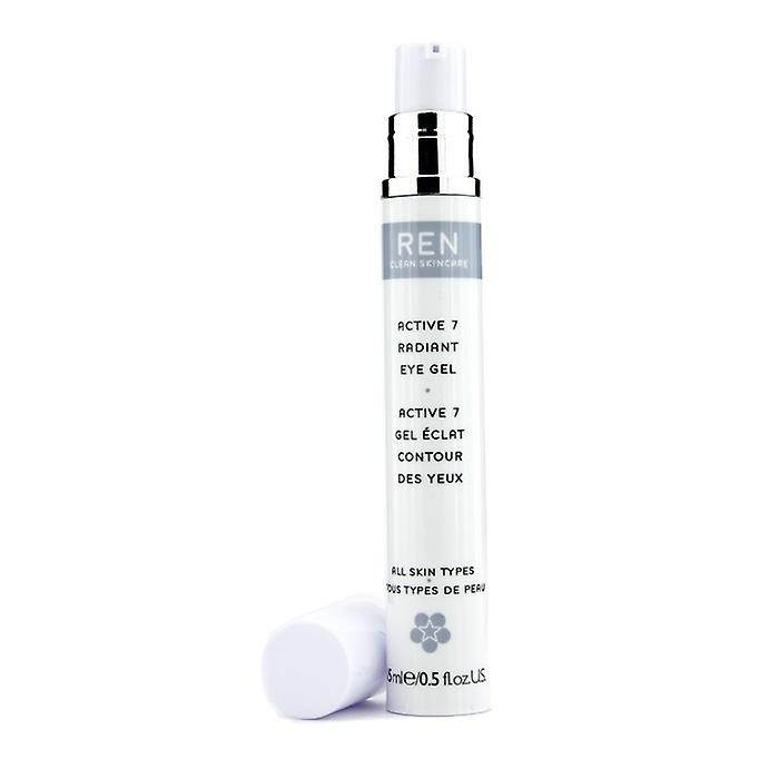 Ren Actief 7 Radiant Eye Gel 15ml / 0.5oz