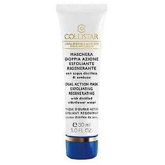 Collistar Dual Action Mask Exfoliating Regenerating (Cosmetics , Facial , Facial Masks)