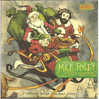 Mick Foley - Crazy Christmas [Vinyl] USA importerer