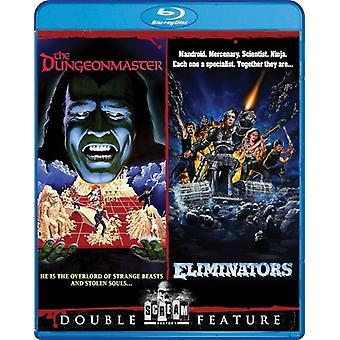 Dungeonmaster & Tropfenabscheider [Blu-Ray] USA import