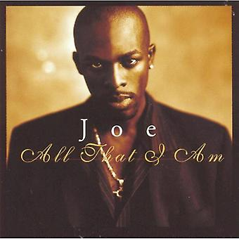 Joe - All That I Am [CD] USA import