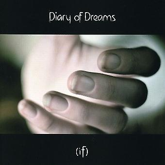 Diary of Dreams - (If) [CD] USA import