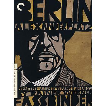 Berlin Alexanderplatz [DVD] USA import