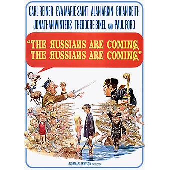 Russians Are Coming the Russians Are Coming [DVD] USA import
