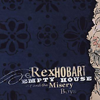 Rex Hobart & Misery Boys - Empty House [CD] USA import