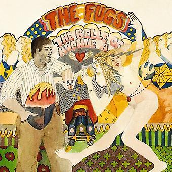 Fugs - Belle di Avenue una USA [CD] importare