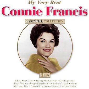 Connie Francis - væsentlige samling / min allerbedste [CD] USA import