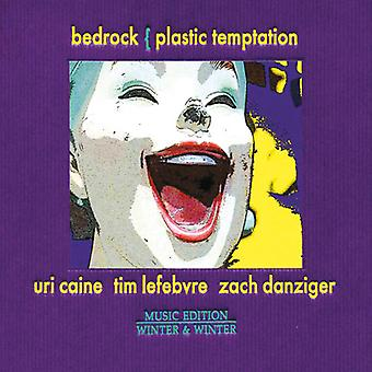Caine, Uri/Bedrock - Plastic Temptation [CD] USA import