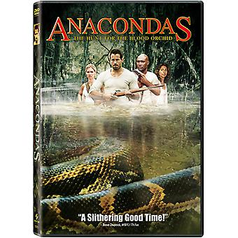 Anacondas-Hunt for the Blood Orchid [DVD] USA import