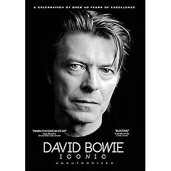 David Bowie - David Bowie ikoniske [DVD] USA import