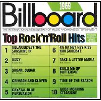Billboard Top Rock N Roll H - 1969-Billboard Top Rock N Roll [CD] USA importare