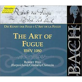 J.S. Bach - Bach: The Art of the Fugue, Bwv 1080 [CD] USA import