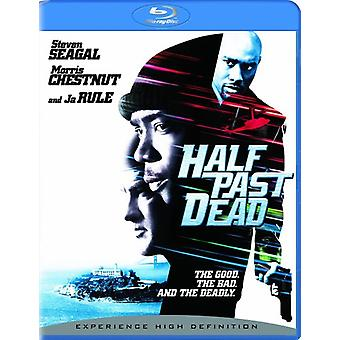 Half Past Dead [BLU-RAY] USA import