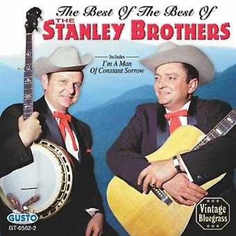 Stanley Brothers - Best of the Best [CD] USA import